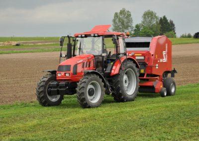 Maszyna rolnicza.